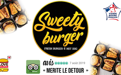 Sweety burger
