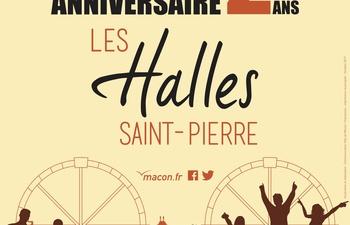 6c130042d488 Les Halles Saint-Pierre fêtent leurs deux ans   l actualité du ...