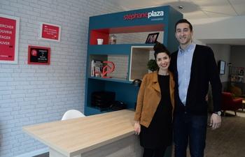 L 39 agence st phane plaza immobilier est ouverte l for Decorateur interieur stephane plaza