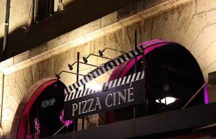 Pizza Ciné