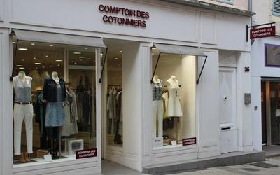 Mode femme boutiques commerces et magasins pour femme m con m con tendance - Boutiques comptoir des cotonniers ...