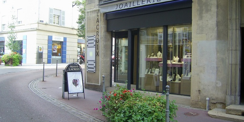 revendeur prix modéré magasins d'usine Bijouterie Lacroix - | Mâcon tendance