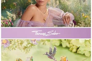 Nouvelle collection Thomas Sabo X Rita Ora
