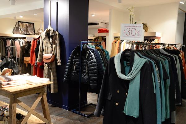 4d1b9570ec6f La boutique est ouevrte le lundi de 14 h à 19 h, et du mardi au samedi de  10 h à 19 h.